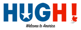Logo HUGH!