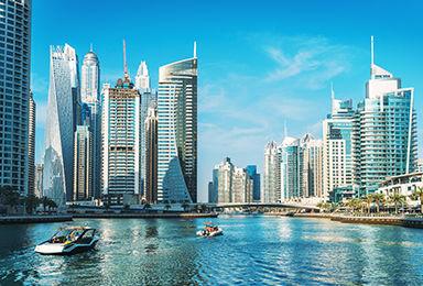Les Émirats Arabes Unis avec MSC