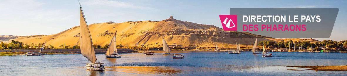 Remontez le temps au fil du Nil