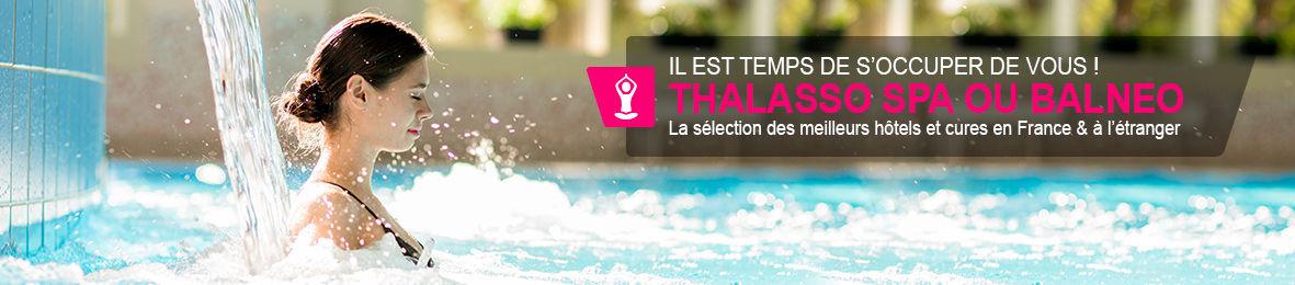 Détente assurée avec notre sélection des plus beaux séjours en thalasso
