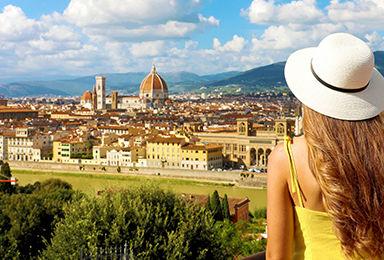 L'Italie et ses joyaux