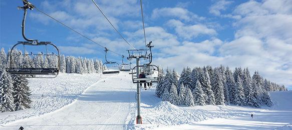 Vacances à la montagne en Haute-Savoie