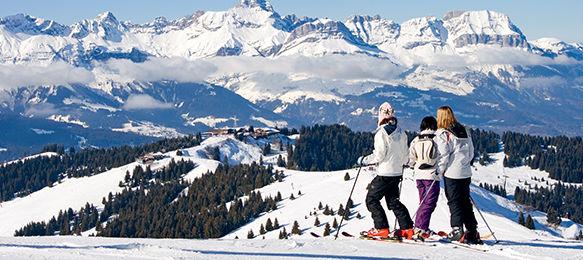 Les sports d'hiver dans les Hautes-Alpes