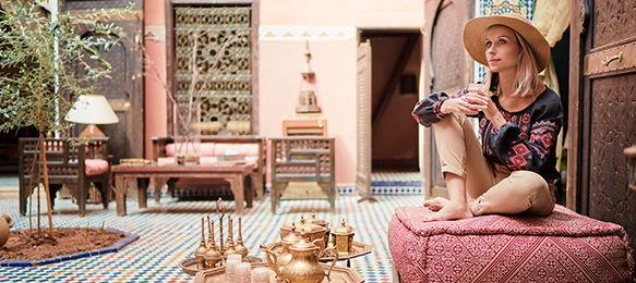 Hôtels et clubs vacances au Maroc