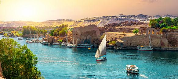 Les croisières en Égypte