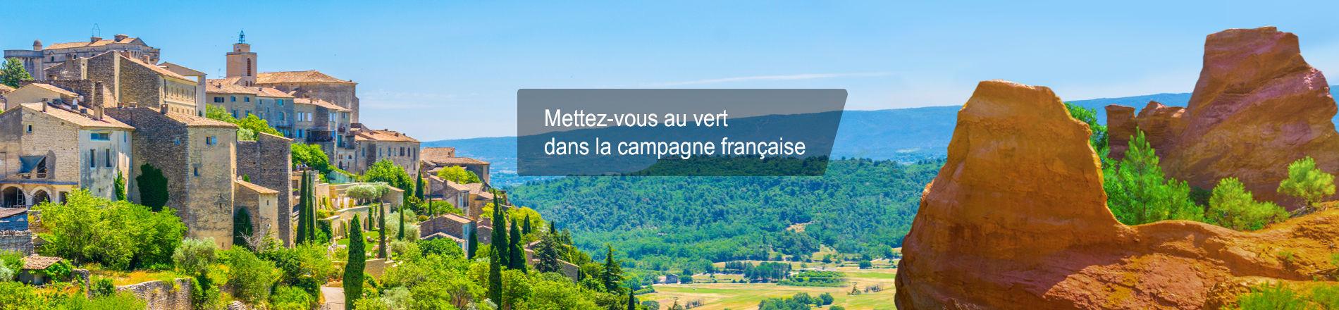 Week-ends, séjours et locations en France