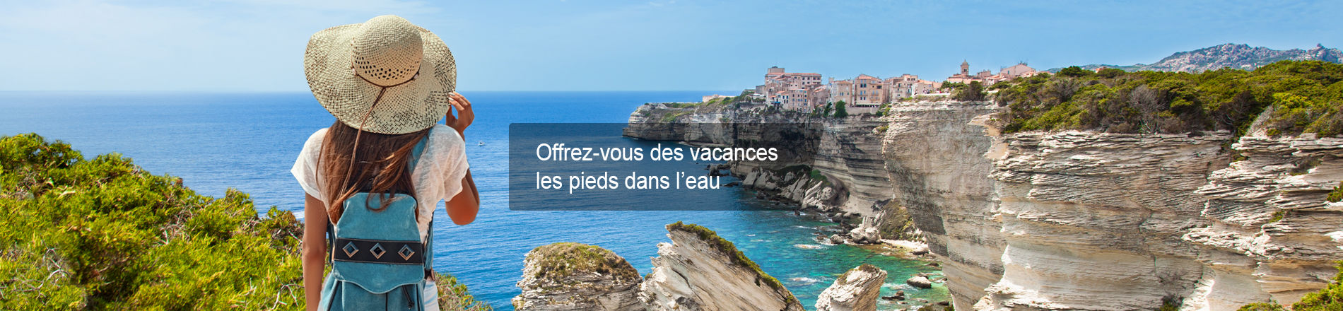 Aux beaux jours, partez en France