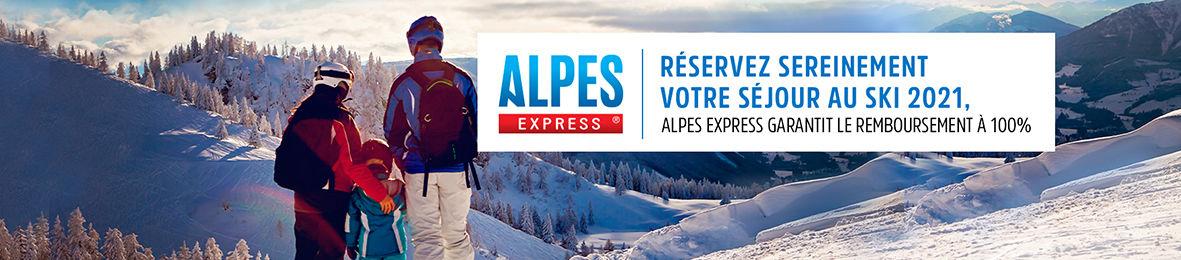 Alpes Express garantit le remboursement en cas d'annulation