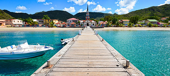 Voyagez aux Antilles Françaises