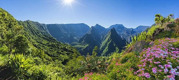 Séjour à La Réunion