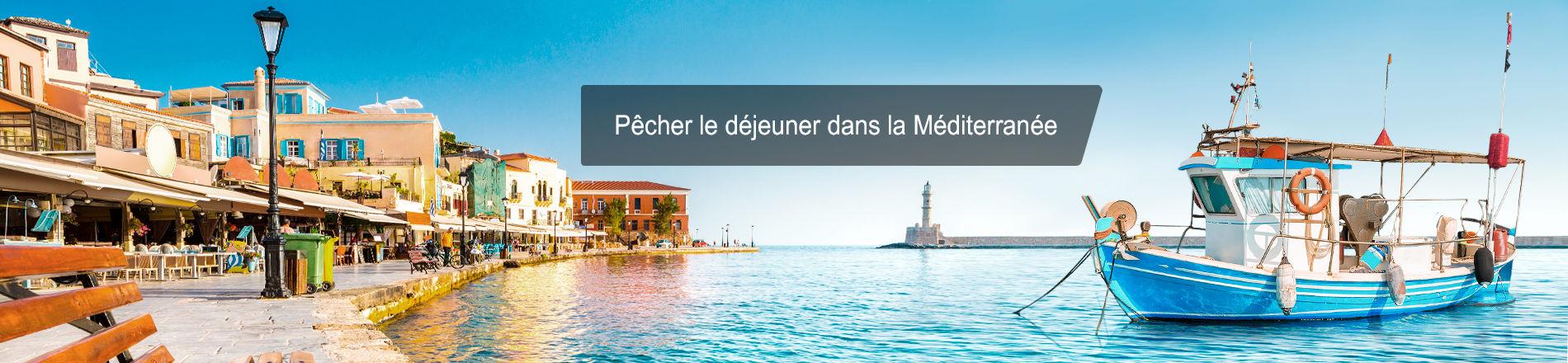 Nos séjours proches : Canaries, Grèce, Malte, Portugal...