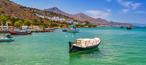 La Crète et les îlesgrecques