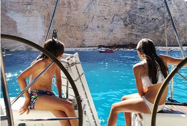 La Grècecontinentale pour les vacances