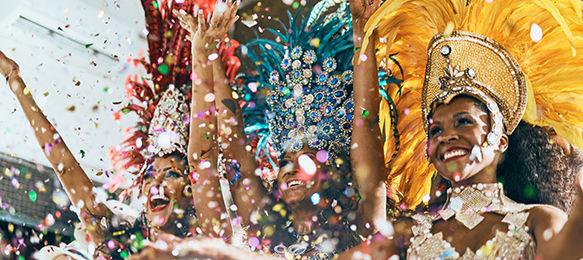 Carnavals d'ici et d'ailleurs